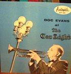 DOC EVANS Doc Evans at the Gas Light album cover