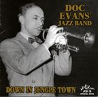 DOC EVANS Down in Jungle Town album cover