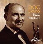 DOC EVANS Jazz Heritage album cover