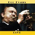 DOC EVANS Live album cover