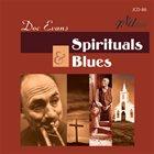 DOC EVANS Spirituals & Blues album cover