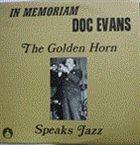DOC EVANS The Golden Horn Speaks Jazz album cover