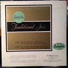 DOC EVANS Traditional Jazz ( XL-328) album cover