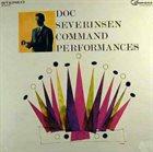 DOC SEVERINSEN Command Performances album cover