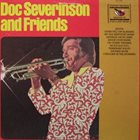 DOC SEVERINSEN Doc Severinson And Friends album cover