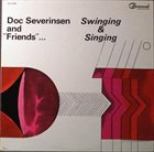 DOC SEVERINSEN Swinging And Singing album cover