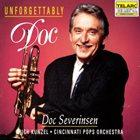 DOC SEVERINSEN Unforgettably Doc album cover