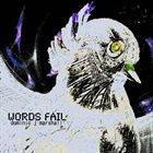DOMINIC J MARSHALL words fail album cover