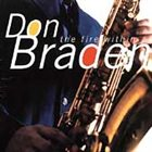 DON BRADEN The Fire Within album cover
