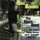 DON BRADEN The Open Road album cover