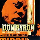 DON BYRON Nu Blaxploitation album cover