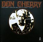 DON CHERRY Blue Lake album cover