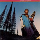 DON CHERRY Don Cherry (aka Brown Rice) album cover