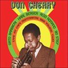 DON CHERRY Live at Café Montmartre 1966, Volume Two album cover