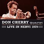 DON CHERRY Live In Nervi 1979 album cover