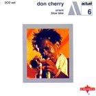 DON CHERRY Orient / Blue Lake album cover