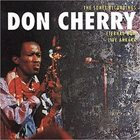 DON CHERRY The Sonet Recordings: Eternal Now / Live Ankara album cover