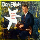 DON ELLIOTT At The Modern Jazz Room album cover