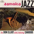 DON ELLIOTT Jamaica Jazz album cover