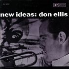 DON ELLIS New Ideas album cover
