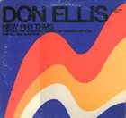 DON ELLIS New Rhythms album cover