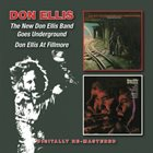 DON ELLIS The New Don Ellis Band Goes Underground/Don Ellis At Fillmore album cover