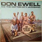 DON EWELL Don Ewell & The Cotton City Jazzband ‎: Runnin' Wild album cover