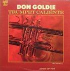 DON GOLDIE Trumpet Caliente album cover