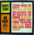 DON GOLDIE Trumpet Exodus album cover