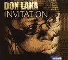 DON LAKA Invitation album cover