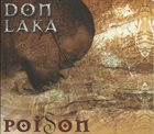 DON LAKA Poison album cover