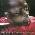 DON LAKA Rebirth of Kwaai Jazz album cover