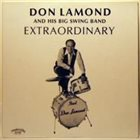 DON LAMOND Extraordinary album cover