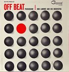 DON LAMOND Off Beat Percussion album cover
