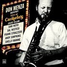 DON MENZA Don Menza Sextet Live at Carmelo's Jazz Club album cover