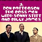 DON PATTERSON Don Patterson With Sonny Stitt And Billy James : The Boss Men album cover