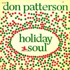 DON PATTERSON Holiday Soul album cover