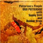 DON PATTERSON Patterson's People (aka The Swinging Organ Of Don Patterson) album cover