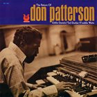 DON PATTERSON The Return Of Don Patterson (aka The Genius of the B-3) album cover