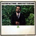 DON PATTERSON Satisfaction! album cover