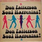 DON PATTERSON Soul Happening album cover