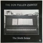 DON PULLEN The Sixth Sense album cover