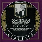 DON REDMAN Don Redman and his Orchestra - 1933-1936 album cover