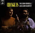 DON RENDELL Change Is ( as The Don Rendell & Ian Carr Quintet) album cover