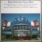 DON SEBESKY Giant Box album cover