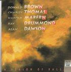 DONALD BROWN A Season of Ballads album cover