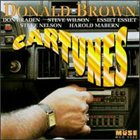 DONALD BROWN Cartunes album cover