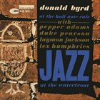 DONALD BYRD At the Half Note Cafe, Volume 1 & 2 album cover