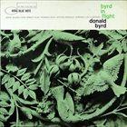 DONALD BYRD Byrd in Flight album cover