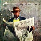 DONALD BYRD Byrd in Paris album cover